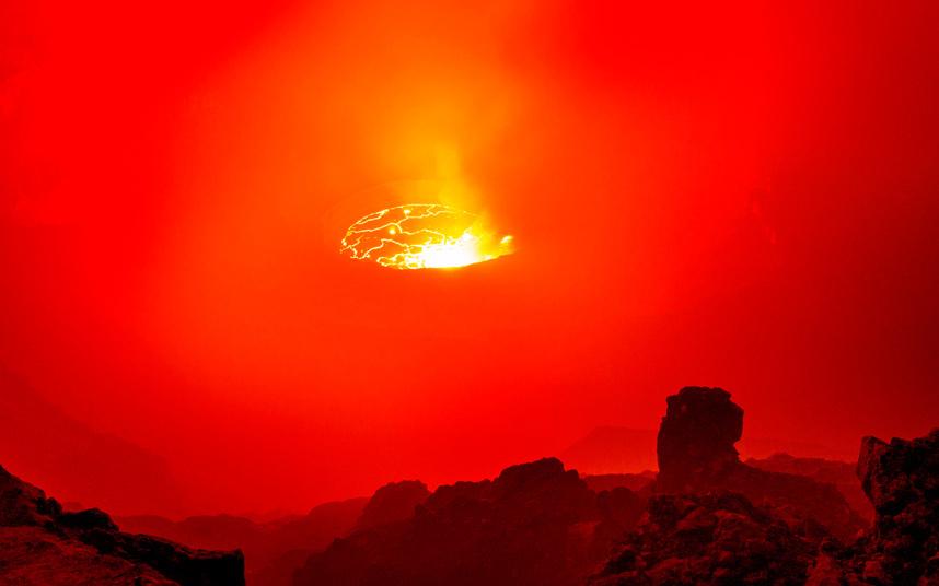 «Я запустил дрон в небо над нашим лагерем и над тем местом, откуда мы собирались начать спуск. Я слы