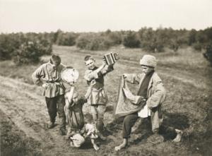 1898. Танцующие крестьянские дети