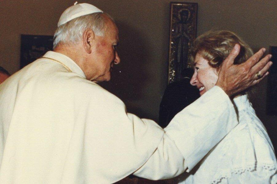 32 года любви. Папа Иоан Павел II и Анна-Тереза Тыменецка