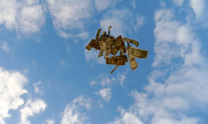 Занеделю 400 самых богатых людей обеднели практически на200 млрд