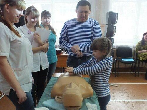 Игра по ПДД в Куйбышеве