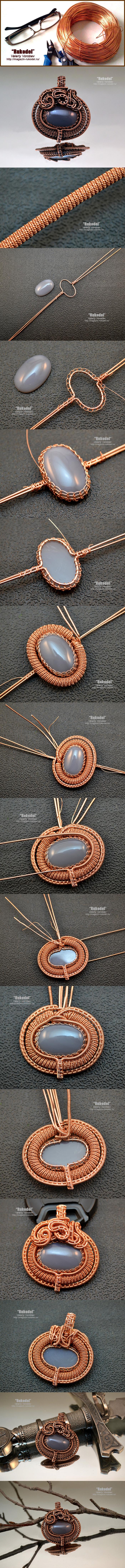 Техника Wire Wrap