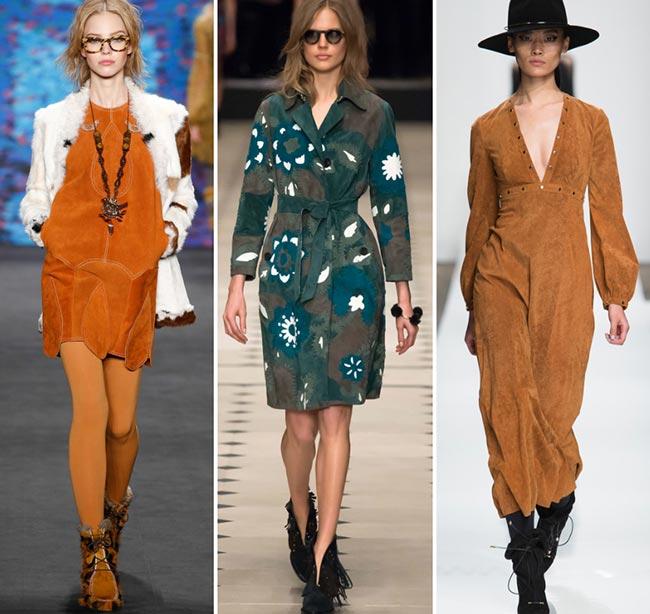 что носить зимой чтобы выглядеть стильно, что носить весной когда еще холодно, с чем носить замшевое платье