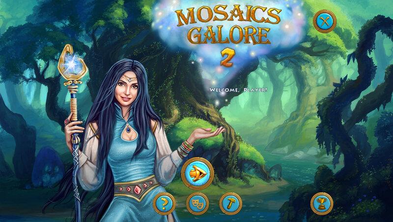 Mosaics Galore 2