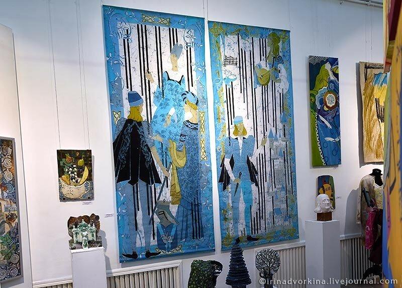 «Декоративное искусство Москвы. 2016»-5