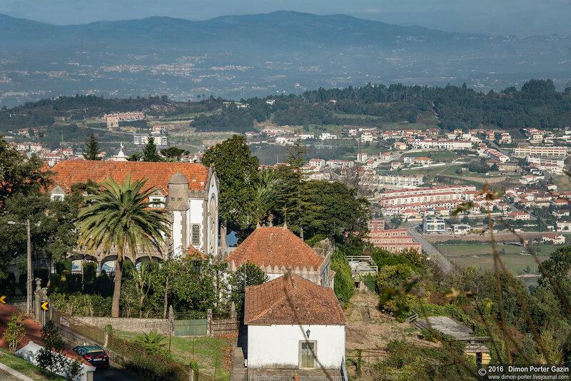 Portugal. Braga. Castelo do Bom Jesus