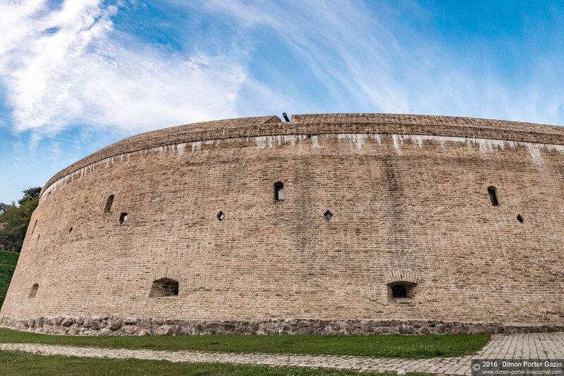 Бастея оборонительной стены Вильнюса