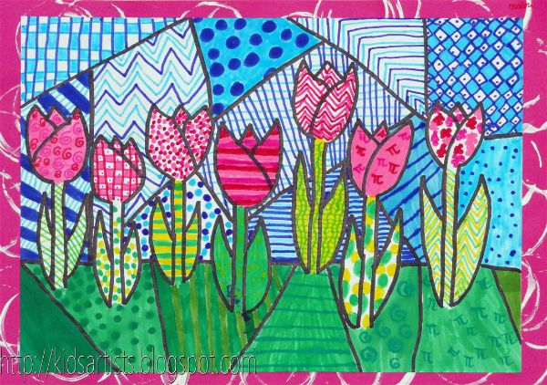 in the style of Romero Britto art lesson (Medium).jpg