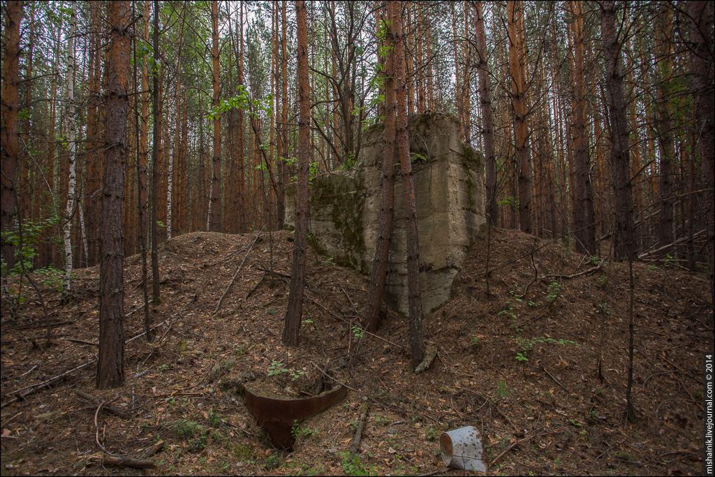 Верхне-Сысертский золотокварцевый рудник