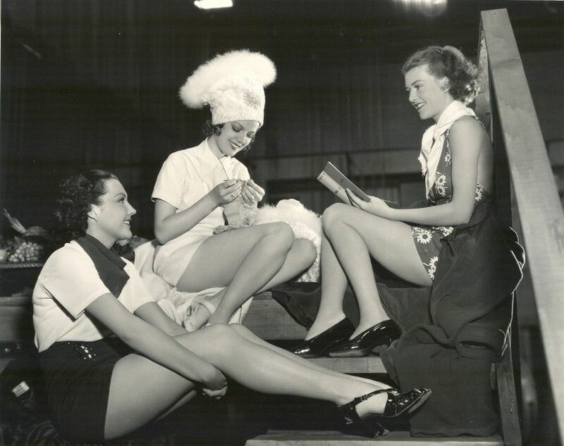 Lynn Bari, Claire Owen and  Irene Thompson You Can't Have Everything (1937)