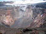 Обрыв в кратер Толбачика..JPG
