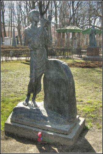 Надгробие. А.С. Доргомыжский.