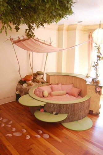 Красивые детские комнаты