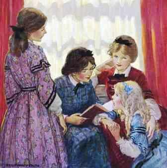 Маленькие женщины» — короткое содержание. Booksonline. Com. Ua.