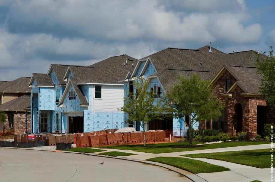 Как дома сдают покупателю?