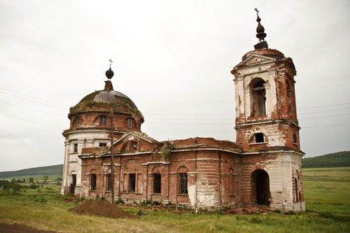 Сретенский храм вИлеке