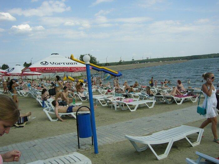 Лето, девушки, пляж и так далее. » Поржать. ру 73