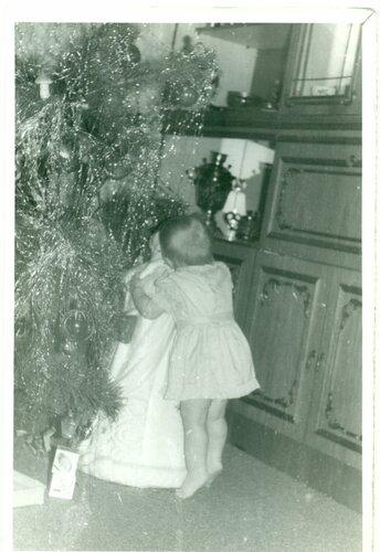 Поцелуй с Дедом Морозом