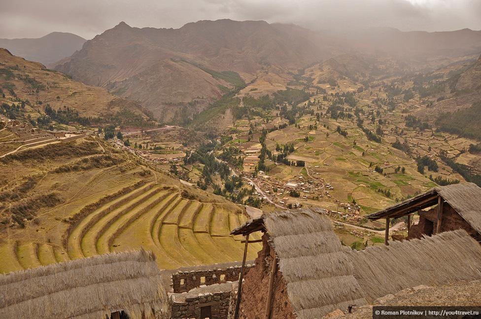 0 16a20c 57113ebc orig Писак и Ольянтайтамбо в Священной долине Инков в Перу