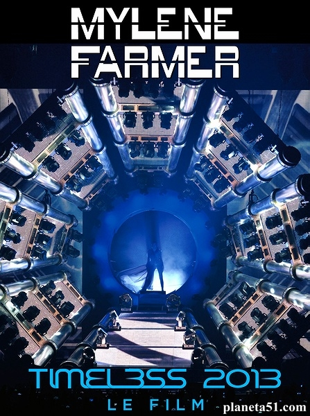 Mylene Farmer: Timeless 2013 - Le Film (2013/BDRip/HDRip)