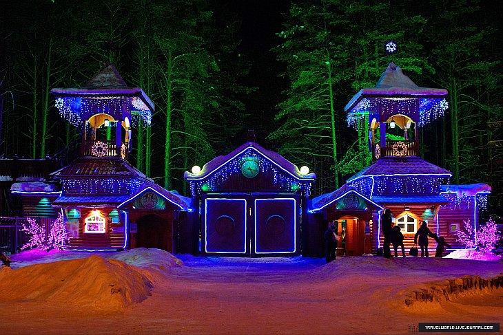 Путешествие в Великий Устюг на родину Деда Мороза (37 фото)