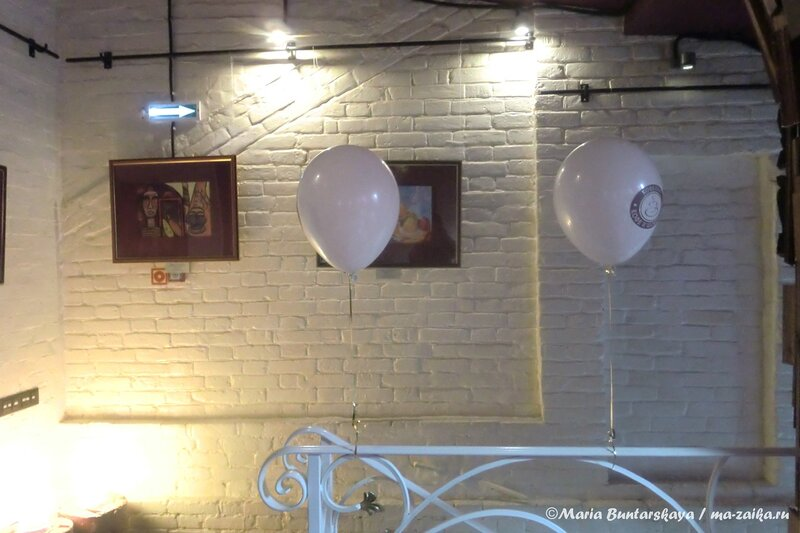 Выставка детского рисунка 'Калейдоскоп фантазий', Саратов, кофейня 'Кофе и шоколад', 01 июня 2013 года
