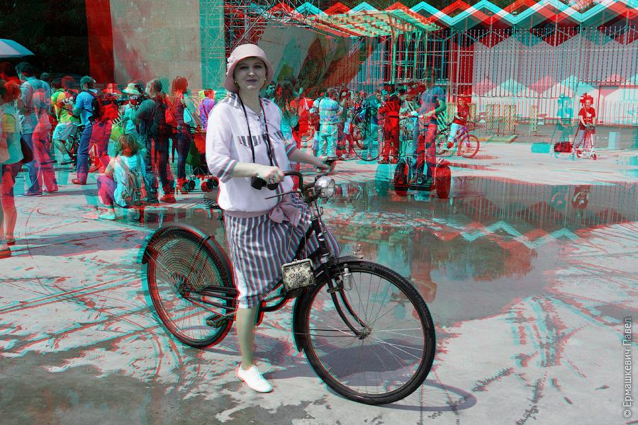 Исторический велопарад