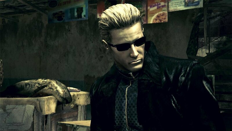 Extreme Wesker midnight\coat+Jill Bosses [pack] 0_103474_8ae6d822_XL