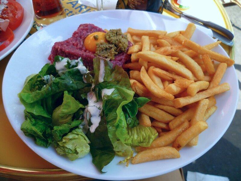 Еда во Франции (Eating in France)