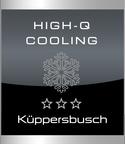 Kuppersbusch high-Q cooling