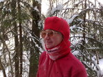 Зима красит не только лес
