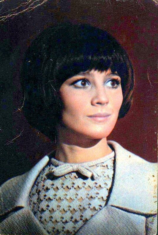 Наталья Варлей, Актёры Советского кино, коллекция открыток