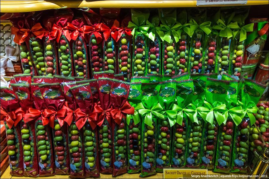 Рай для сладкоежки