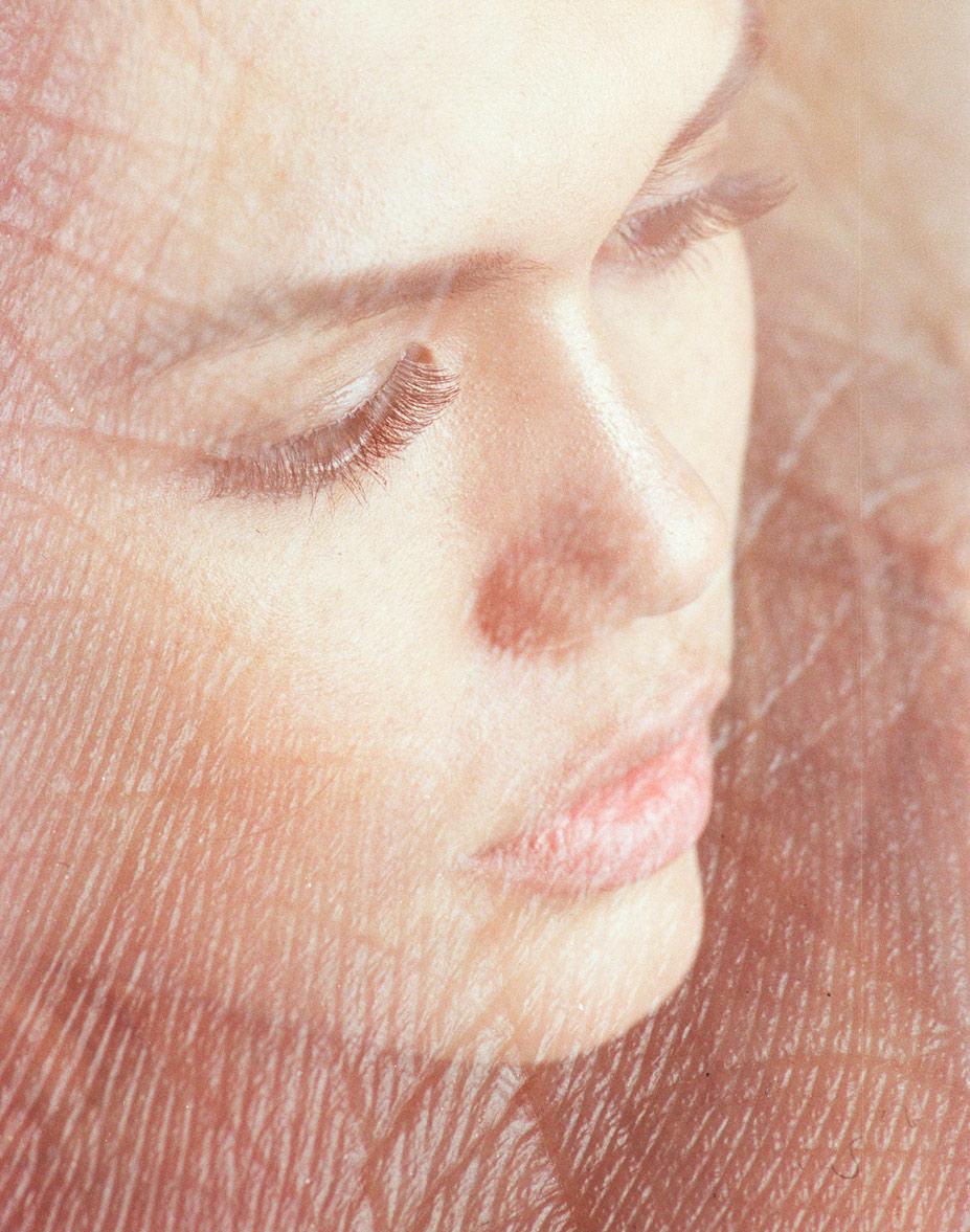 Под кожей у Никки Харольдсон / Nikki Haroldson by Benjamin Askinas in The Libertine spring 2014