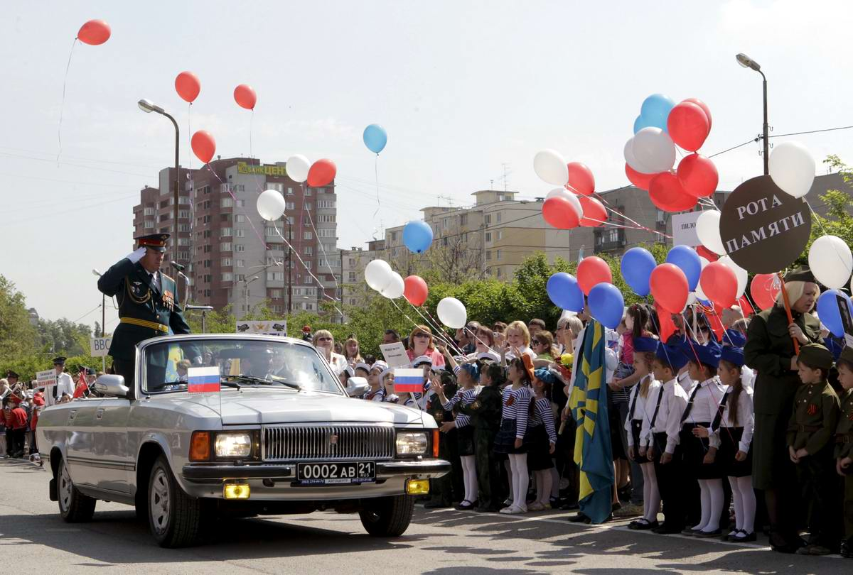 Между правдой и ложью: Про Парад детских войск в Ростове-на-Дону (2)