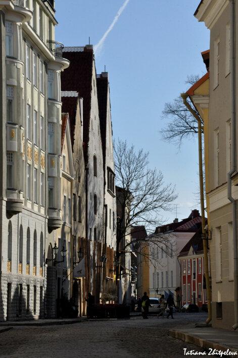 закатная улица