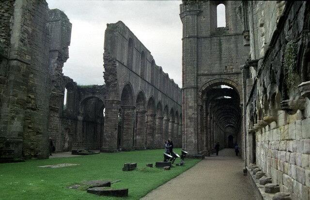 Фаунтинское аббатство