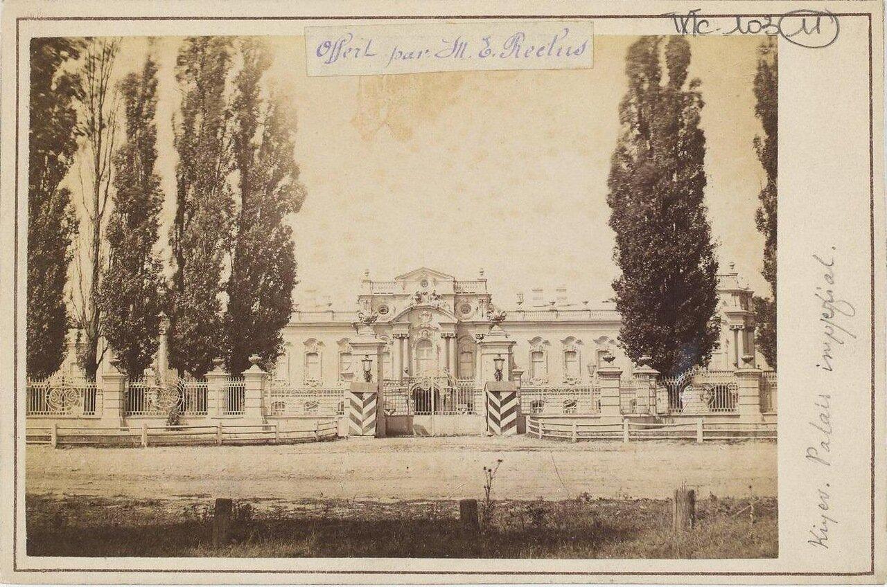 Императорский дворец.