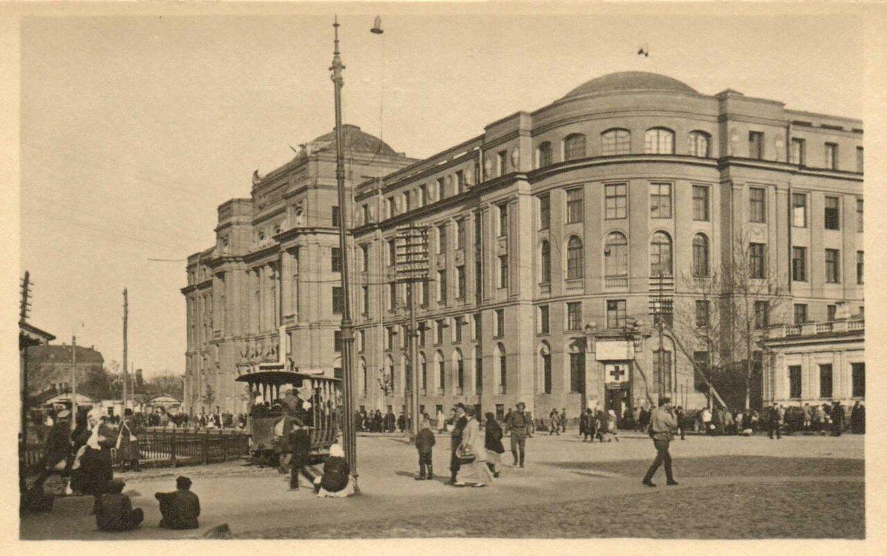 Управление Ю.Ж.Д. 1919.