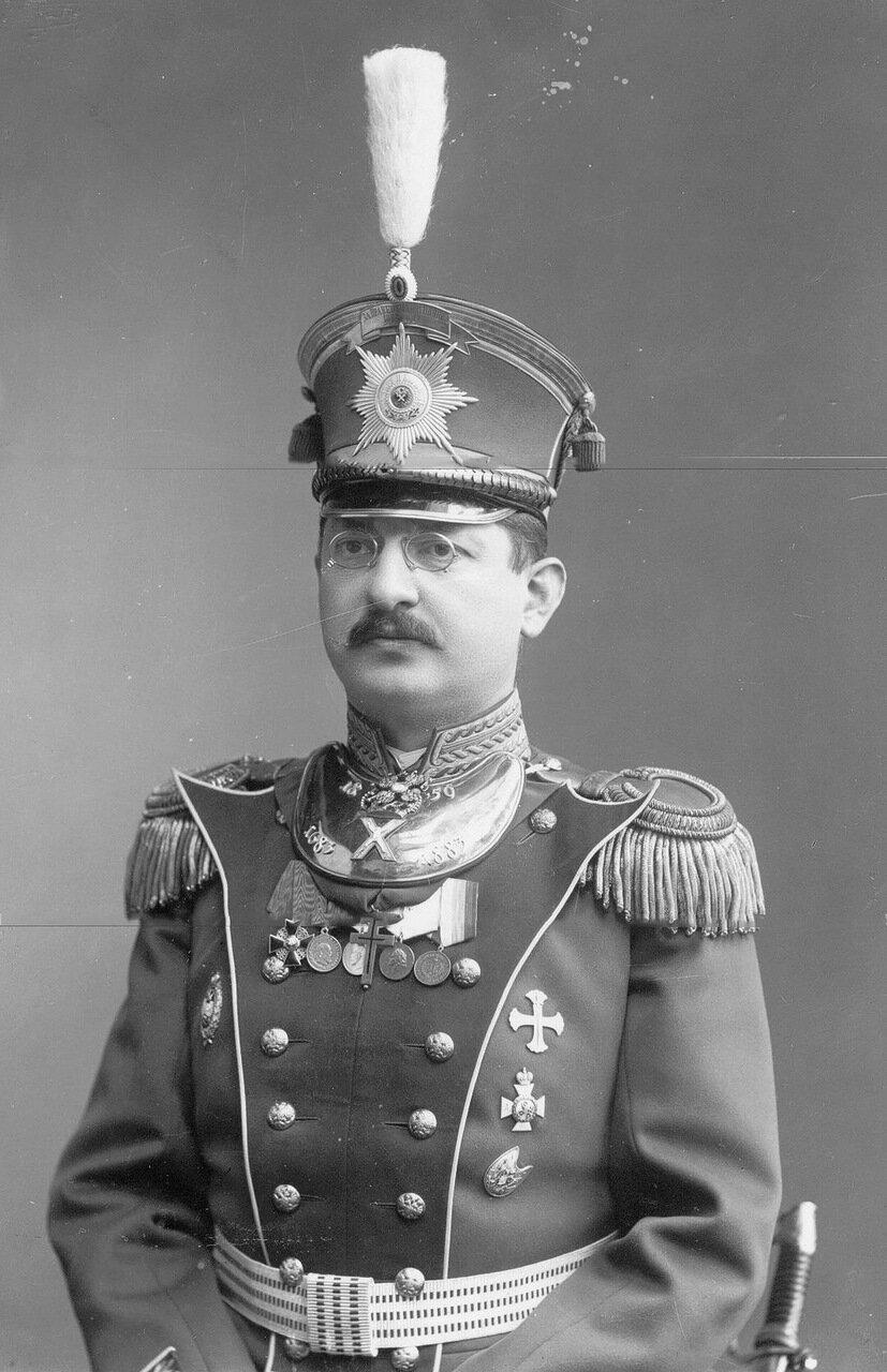 Полковник Семен Иванович Назимов