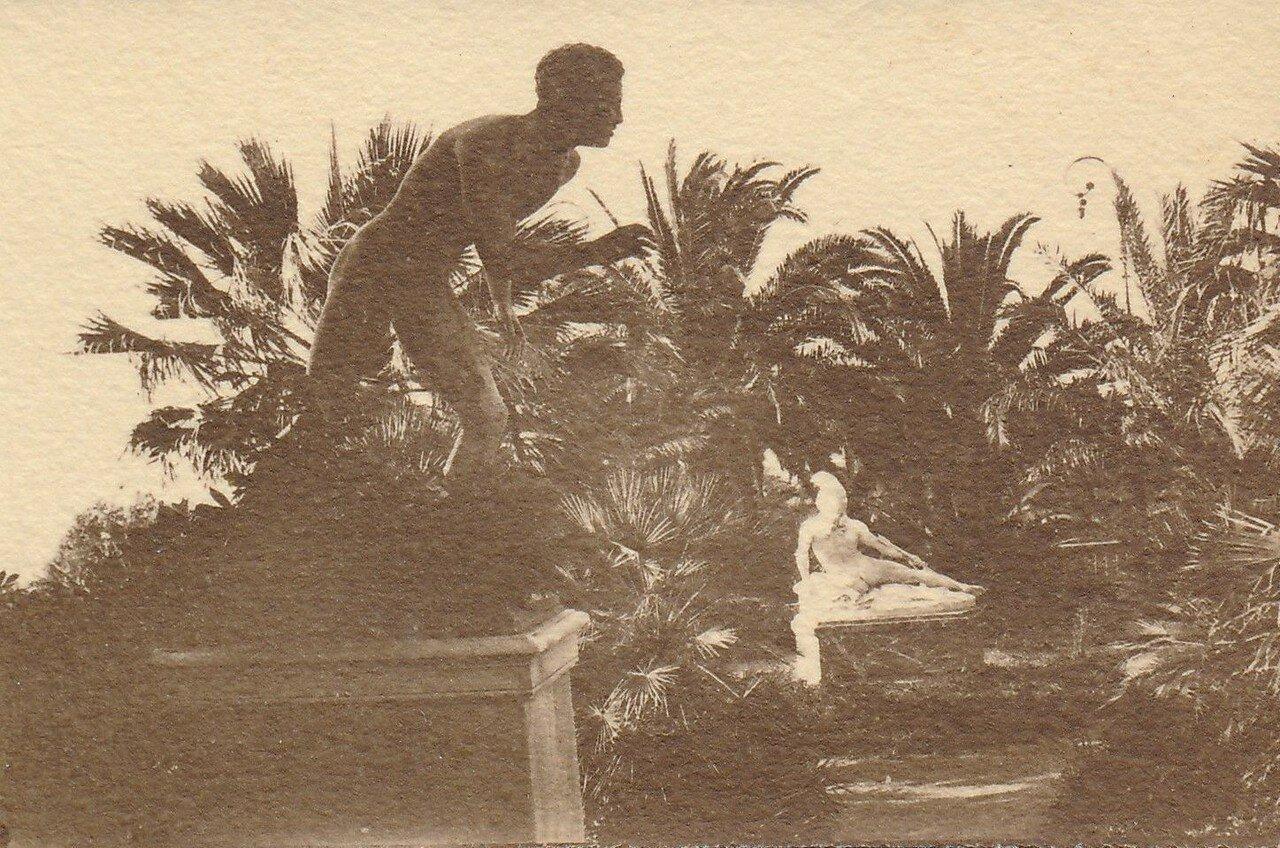 29. Дворцовый парк в годы Первой Мировой войны