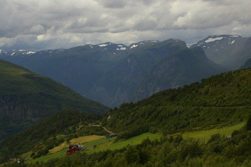 Тарасова Ольга, Норвегия