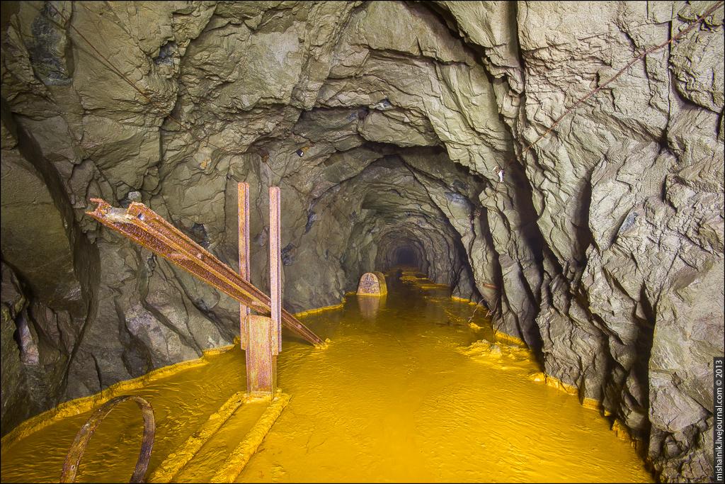 Заброшеннная шахта
