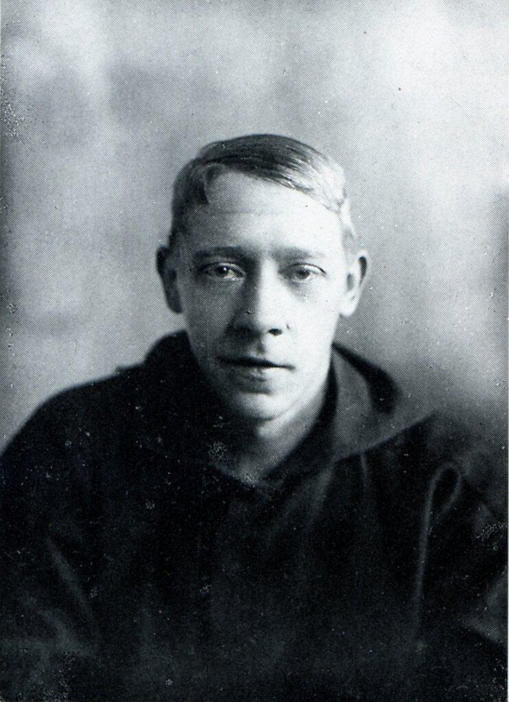 Portrait of Vladimir Tatlin as a sailor, c. 1914
