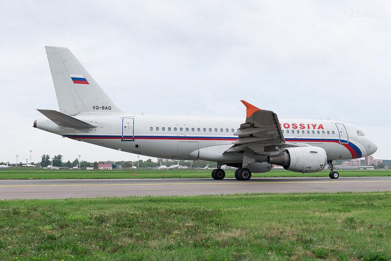 Airbus A319-112 (VQ-BAQ) Россия DSC_1462
