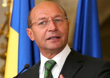 Бэсеску намерен заняться объединением Румынии и Молдовы