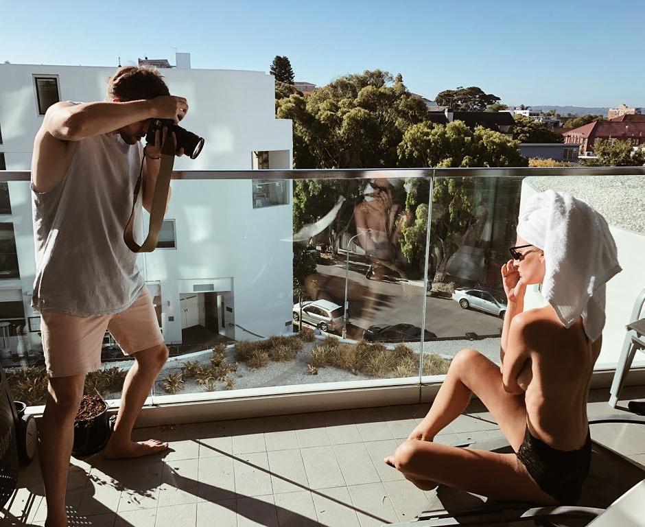 Девушки на снимках Криса Дуайера