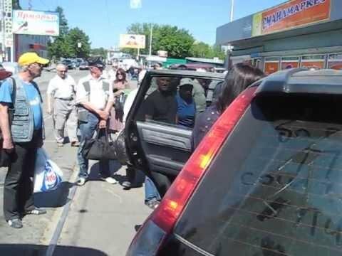 ТП перекрыла движение трамваев в Харькове