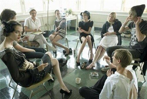Психиатрическая больница глазами журнала Vogue (8 фото)