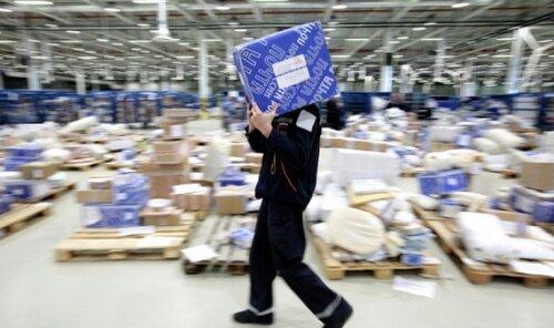 Порог пошлины Интернет-покупок станет 150 евро
